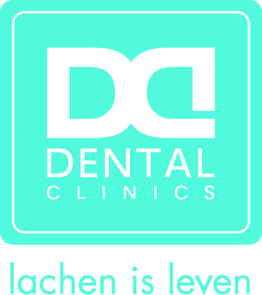 Het logo vanDental Clinics Joure